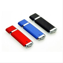 3 colors Top Quality Device USB 2.0 Flash Drives Pendrive 64GB 32GB 16GB 8GB Pen Driver Personalized Clef USB Flash Jump Drives