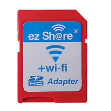 ez share WiFi SD Card Micro SD Adapter Wireless WiFi 8GB 16GB 32GB Memory Card Only Support 4GB 8GB 16GB 32GB TF Microsd Card