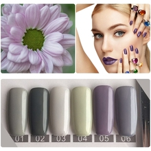 MIZHSE UV Lacquer Nail Hybrid Polish Vernis Semi Permanent Top Base Coat Lak Nagellak Verniz Soak Off Gel Varnishes Primer Bling(China)