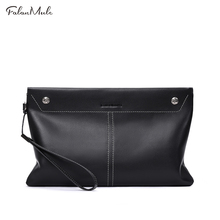 Buy FALAN MULE 2017 Luxury Wallet Male Leather Purse Men Clutch Wallets Handy Bags Business Coin Purse Wallets Men iPhone 6 Plus for $35.14 in AliExpress store