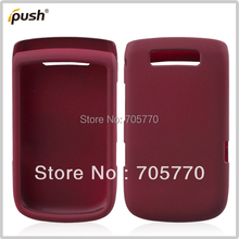 Mobile Phone Bag For Blackberry 9800 2 in 1 Front And Back Plastic PC With Rubber  Protective Back Shell Mobile Phone Case