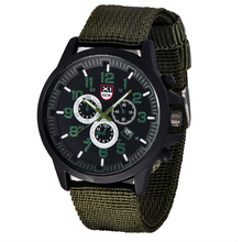 XINEW Luxury Fashion Quality Sports Men Watch Elegante Style Male Watches With 5 Models to Chose Reloj Masculino Mens Army Clock(China)