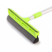 Retractable-sided glass brush window cleaning wiper glass cleaner brush 36-80cm