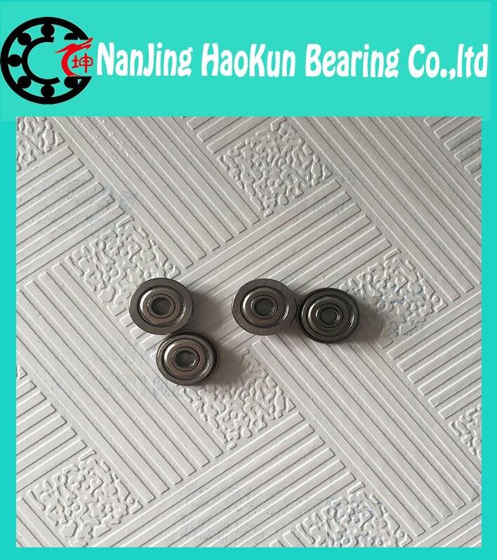 10pcs F693ZZ F693 RF830   deep groove ball bearing 3x8x4mm miniature bearing<br><br>Aliexpress