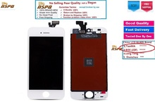 Lowest Factory Price AAA LCD screen Digitizer For iPhone 5 Lcd Display Assembly, Tianma LCD Free Shipping
