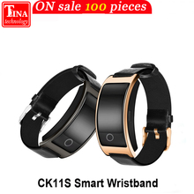 Buy CK11S Smart Band Blood Pressure Heart Rate Monitor Wrist Watch Intelligent Bracelet Fitness Bracelet Tracker Pedometer Wristband for $18.22 in AliExpress store