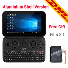 NEW GPD WIN Aluminium Shell Version 5.5 inch X7 Z8750 Tablet Handheld Game Console Windows 10 Bluetooth 4.1 4GB/64GB Game Player(China)