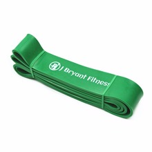 4.4cm Rubber Power Band Workout Crossfit Equipment Pull Up Fitness Resistance Bands Fitness Latex men Accessories banda elastica(China)