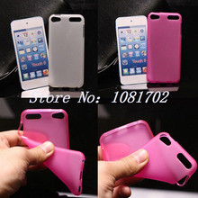 For Apple ipod touch 5/touch 6 Matte Soft TPU Gel Protective Case Silicone Cover On touch 5/touch 6