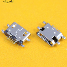 cltgxdd Micro USB Jack Connector Phone Charging port socket female For Meizu Meilan 3 3S M3 M3S E E2 Notes5 meilan3 meilan3s(China)
