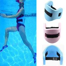 Swimming Belt Floatation Support Floating Belt Waistband Swimming Foam Felt Pool Accessories Swim Exercise Train Equipment(China)