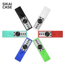 SIKAI New Design Soft Silicone Protective Case For XGIMI Z4H1 Projector TV Remote Control For Antiskid Cover Protector Pouch