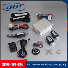Push To Go PKE Engine Start Stop Button/Remote Start/Passive Keyless Entry Smart Key Car Alarm
