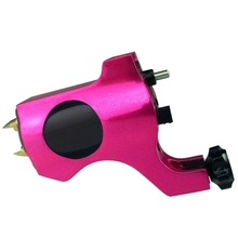 Newest Bishop Rotary Tattoo Machine Swiss Motor Purple Cheap Tattoo Guns For Liner&Shader Free Shipping TM-552F