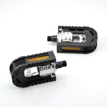 1 Pair Bicycle Folding Pedals Platform Durable For Folding Bike Mountain Road Bike