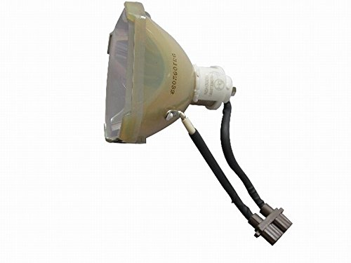 Compatible Bare Bulb ET-LAE4000 ETLAE4000 for Panasonic PT-AE400 PT-AE4000 Projector Lamp Bulb without housing<br>