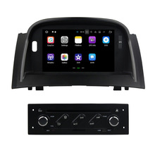 "Android 7.1 Quad Core 7"" Car DVD Player for Renault Renault Megane II 2004-2009 With 2GB RAM Radio GPS WIFI Bluetooth 16GB ROM(China)"