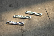 20pcs--Marines  Charms , Antique silver Marines  Charm  pendant 25x5mm