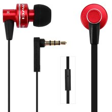 Awei ES 900i Noise Isolation In-ear Earphone Headphone with Microphone 1.2m Cable for iphone phone Tablet PC Answering phone