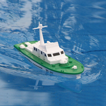 Free shipping Mini Dragon Seal Electric Powered Missile Boat model Assembly model ship handmade DIY toy Warship children gift(China)