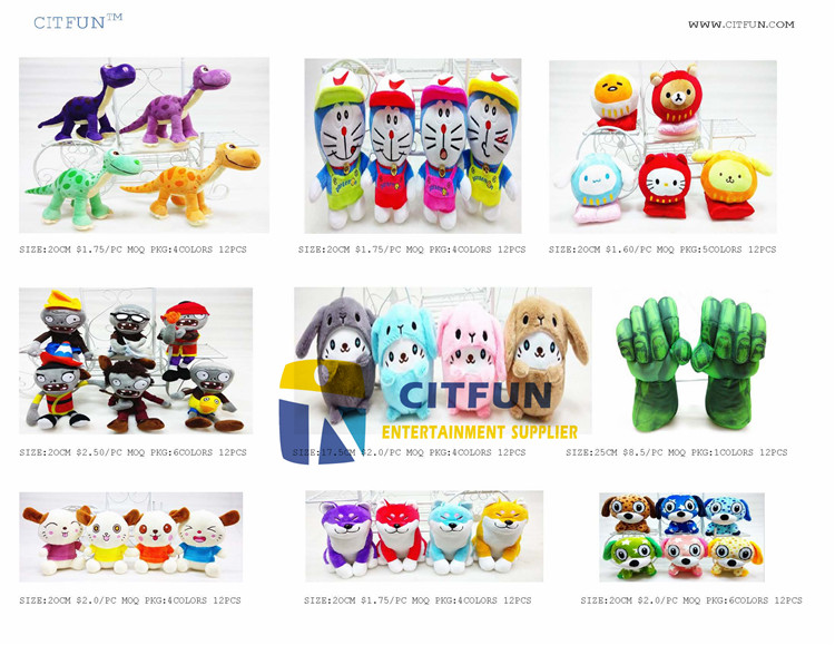 SOFT TOYS FOR CLAW MACHINE__13