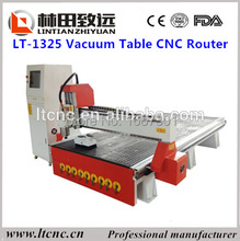High Speed CNC Router With Vacuum System and Dust Collector 1300*2500mm(China)