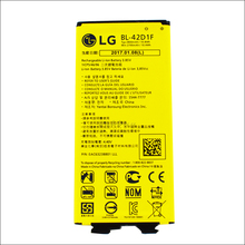 new Replacement for LG G5 G 5 H820 H845 H860 H868 H960 BL-42D1F LS992 US992 2800mAh standard LI-ion Battery fast(China)
