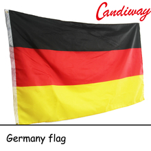 Outdoor  Football banners German FLAG  High Quality  No Flagpole Indoor  Home decoration polyester