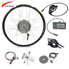 Front Wheel Hub Motors Electric Bicycle Conversion kit 36V 250W 350W 500W LCD Bikes Pedal Assist Ebike Components No Battery