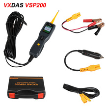2017 New VXDAS VSP200 Power Scan Tool VSP200 Electrical System Circuit Tester VSP 200 Probe Circuit Tester In stock sale