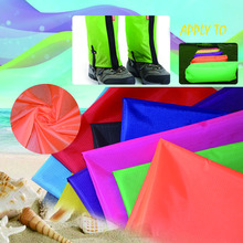 1.5m* 1m Coated Ultralight Waterproof Fabric Outdoor Ripstop Fabric Cloth For Tents Kites Making(China)