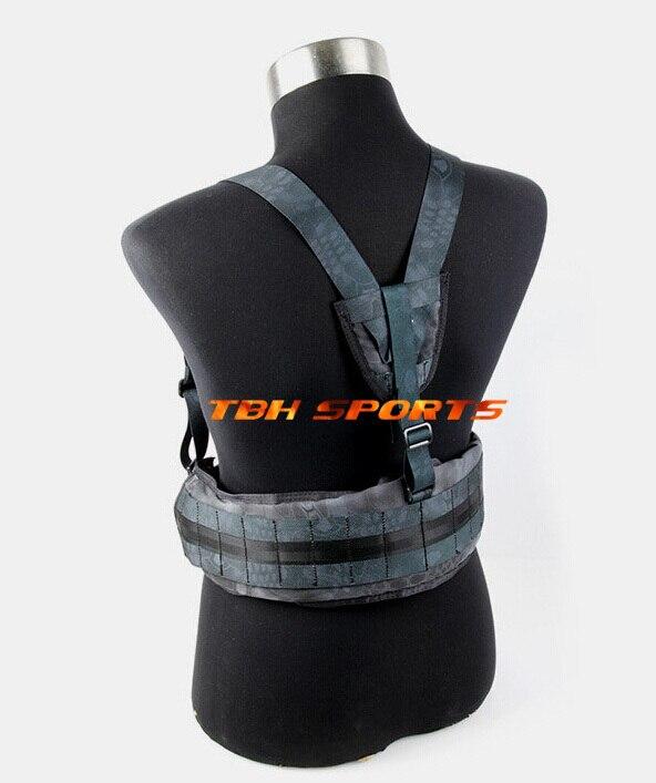 TMC MOLLE MLCS Gen II Tactical Belt Suspenders MOLLE Belt In Newest Typhon Camo+Free shipping(SKU12050368)<br><br>Aliexpress