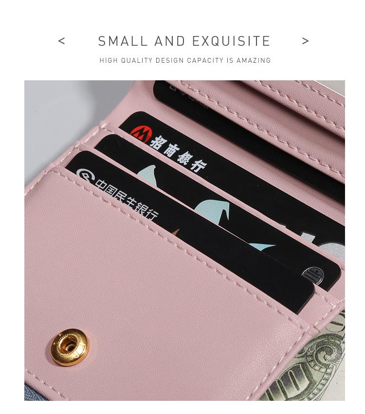 PU Leather,wallet female,wallet female women zipper,Fashion,Casual,Vintage,Black,Red,Brown,Blue,Pink wallet female leather (6)