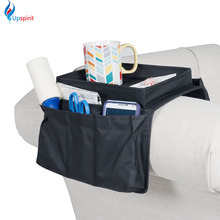 Watching TV Necessities! Foldable Oxford Cloth Sofa Side Storage Bag Pouch Hanging Bags Remote Control Cover Storage Organizer