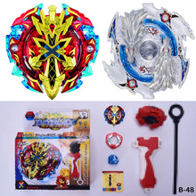1pcs/set Beyblade Arena Spinning Top Metal Starter Xeno Excalibur.M.I Starter Zillion Zeus I.W beyblade Toys for sale(China)