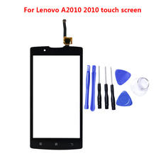 Buy Lenovo A2010 2010 Touch Screen Glass Digitizer Panel Capacitive Screen External Lens Sensor Front Touch Glass for $4.27 in AliExpress store