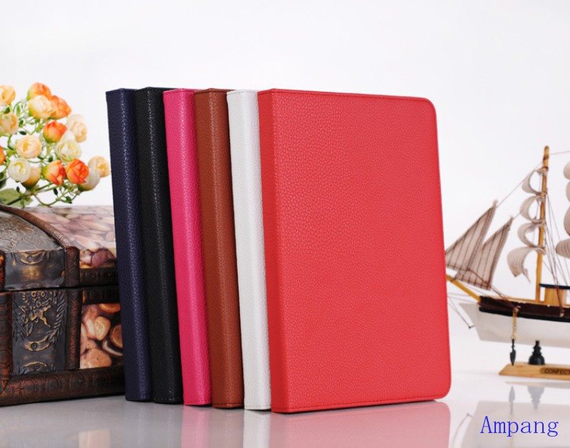 Folding Matte Litchi Flip PU Leather Case for apple Ipad Mini 1/2/3 with Retina Smart Stand Magnetic Sleep Wake UP Pouch Cover<br><br>Aliexpress