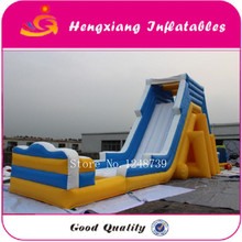 Factory Price Inflatable Water Slide Giant Slider, Big Commercial Grade Inflatable Water Slide