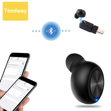Handsfree Mini Wireless Bluetooth earphone Noise cancelling Bluetooth earbuds headset For Phone Tablet PC google pixel 2 XL