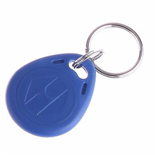 100Pcs/lot  EM ID keyfobs RFID Tag Key Card 125KHZ Proximity Access  Key Tags keytags for all access control system card keyfobs