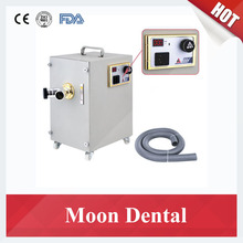 JT-26B digital control Dust Collector Double wheel motor strong power Dental Vacuum Dust Extractor for Dental Laboratory(China)