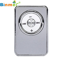 Adroit High Quality Mini MP3 Player with USB 1.1/2.0 Support Micro SD TF Card Up to 32GB Portable Music Media DEC7