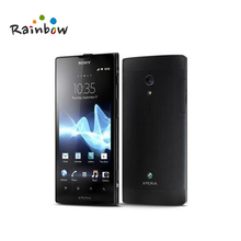 LT28 Original Sony Xperia ion lt28h mobile phone 16GB Dual-core 3G GSM WIFI GPS 12MP Free Shipping(China)