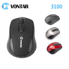 VONTAR 2.4G USB Wireless Mouse  Optical Mice For Computer PC Laptop Mouse TV Android Box 1000 DPI