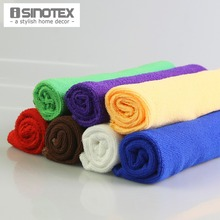 30cmx70CM Microfiber Towel Hair Face Towel Fast Drying Washcloth Towels Bathroom For Adults Cleaning Wholesale(China)
