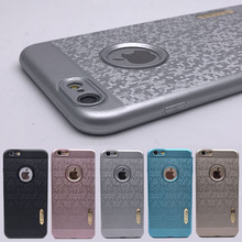 2017 Luxury Bumper Cover Case On The For Apple iPhone 5 5C 5S SE 6 6S 7 Plus Soft TPU Silicon Non-slip Protection Cases Bags