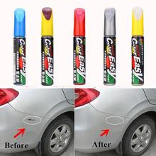 2017 Top sale New 7 Colors Auto Car Coat Paint Pen Touch Up Scratch Clear Repair Remover Remove Tool Car scratch repair pen