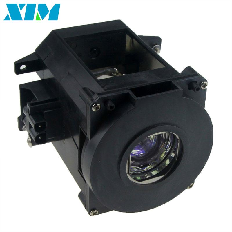 NP21LP Projector Lamp with Housing for NEC NP-PA550W, NP-PA500U, PA550W, NP-PA500X, NP-PA600X, PA500U, PA600X, PA500X Projectors<br>