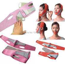 Hot!2014 New Women Face Massager,Slimming Face Belt,Reduce Double Chin Face Mask for Health 6190-6191 Gq(China)