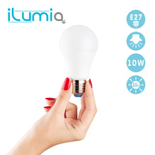 ILUMIA LOW VOLTAGE Lamp 10W 12V! The base E27 4000K morning Sun 900Lm glow-lamp MO 75/12 010
